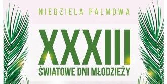 Niedziela Palmowa 2018 ŚDM